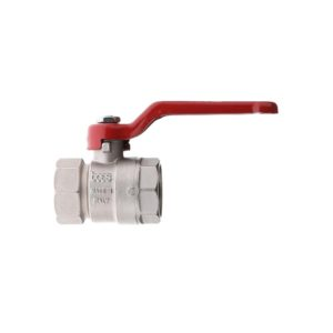 "BRASS ""ECO"" BALL VALVE STANDARD BORE F.F."