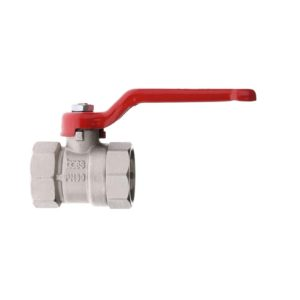 "BRASS ""PONY"" BALL VALVE REDUCED BORE F.F."